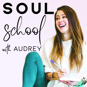 should school with Audrey podcast cover